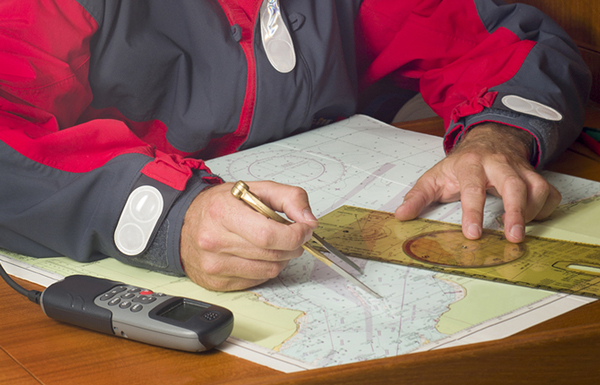 Coastal Navigation Training